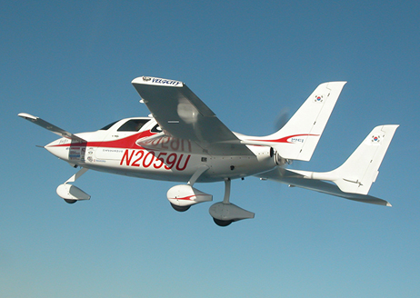 Fixed-Wing Aircraft [image]